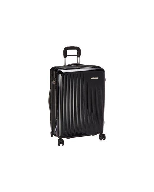 Briggs & Riley - Black Sympatico - Medium Expandable Spinner (onyx) Luggage for Men - Lyst