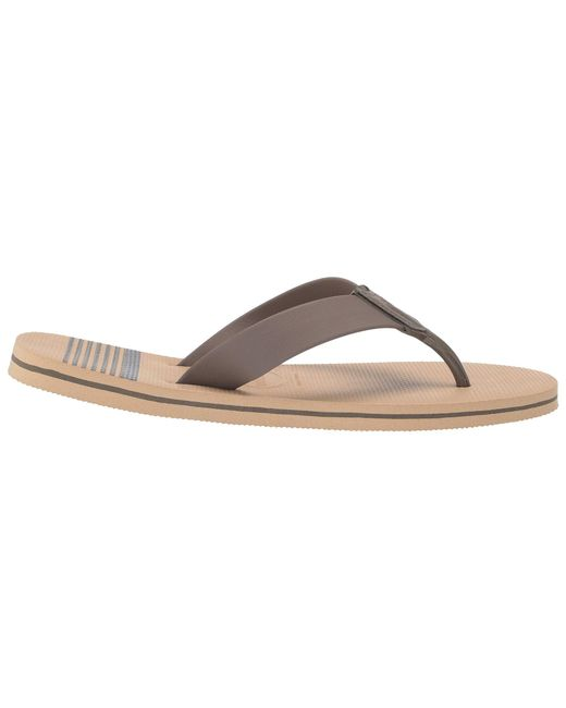 b9c2c6b63ac9 ... Havaianas - White Urban Craft Flip Flops (black) Men s Sandals for Men  ...