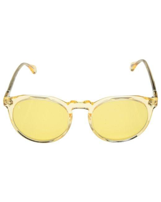 238266a4856 ... Raen - Multicolor Remmy 52 (black tan Brown) Fashion Sunglasses - Lyst  ...
