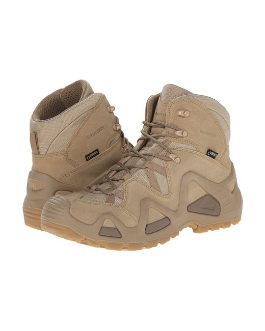 Lowa - Natural Zephyr Gtx Mid Tf for Men - Lyst