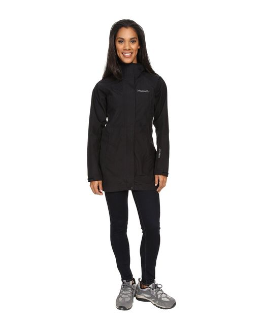 Marmot - Essential Jacket (black) Women's Coat - Lyst