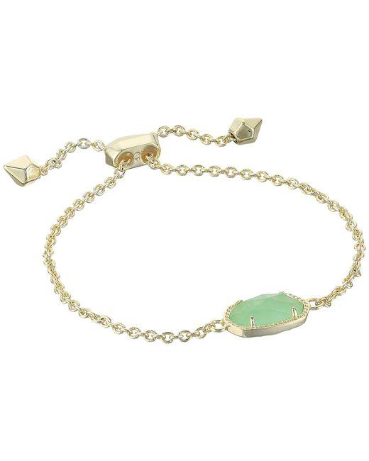 Kendra Scott - Metallic Elaina Bracelet (rhodium/multi Drusy) Bracelet - Lyst