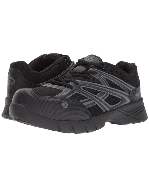 Wolverine - Jetstream Carbonmax Safety Toe (black) Women's Shoes - Lyst