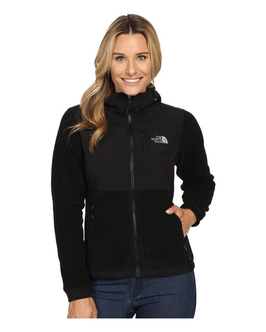 The North Face - Black Denali 2 Hoodie - Lyst