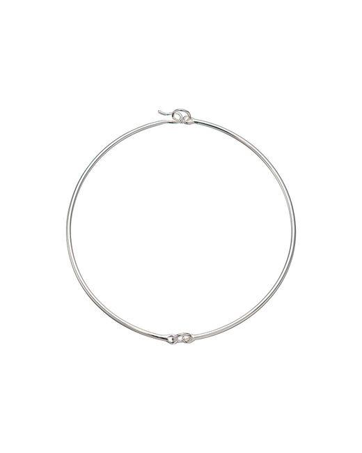 Lauren by Ralph Lauren | Metallic Linked Hard Collar Necklace | Lyst