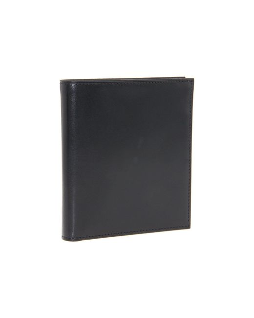 Bosca - Black Old Leather Collection - 12-pocket Credit Wallet for Men - Lyst