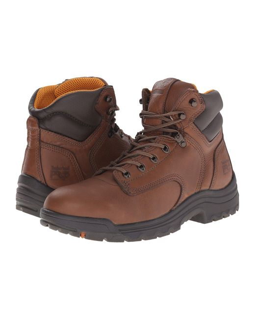 "Timberland | Brown Field Boot 6"" F/l Waterproof for Men 