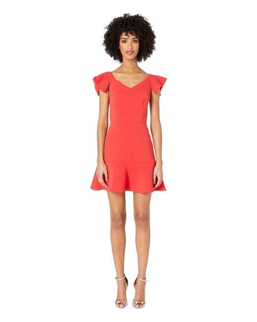 f7a91a1f562 Lyst - Rachel Zoe Kennedy Dress (poppy Red) Women s Dress in Red
