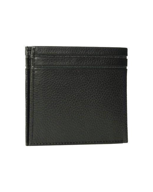 09307c0ea ... Ted Baker - Mack (black) Bi-fold Wallet for Men - Lyst ...