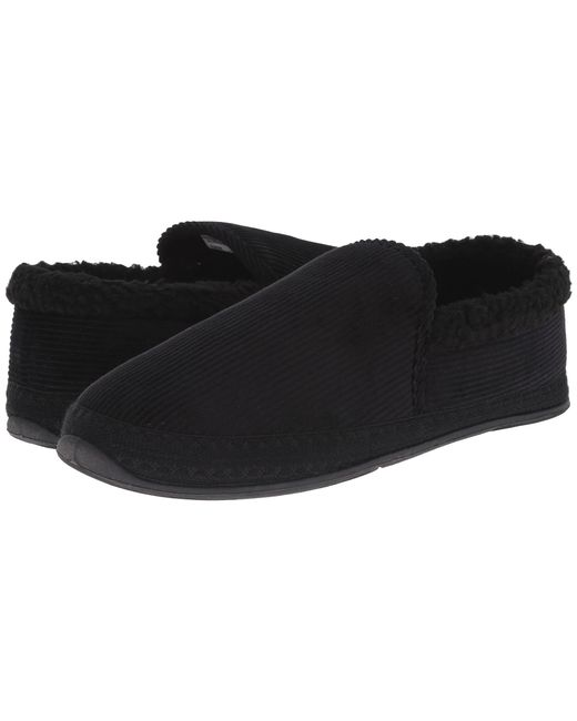 Deer Stags | Black Fit Faux Leather Loafers for Men | Lyst