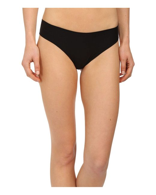 Commando - Blue Butter Mid Rise Thong Ct16 - Lyst