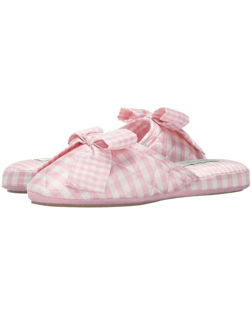 Patricia Green | Pink Silk Check | Lyst