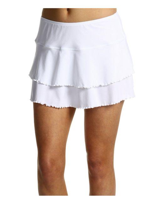 Body Glove   White Smoothies Lambada Skirt   Lyst