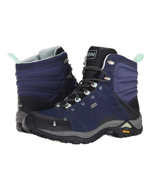Ahnu | Blue Montara Boot | Lyst