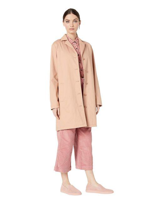 8d85ba982 ... Lyst Vans - Multicolor Cali Native Coat (tuscany) Women's Clothing ...