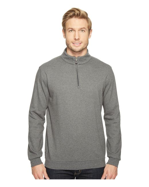 Linksoul - Gray Ls406 1/4 Zip Layer (navy) Men's Clothing for Men - Lyst