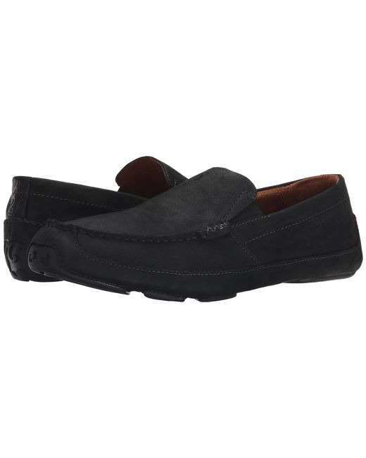 Olukai | Black Akepa Moc for Men | Lyst