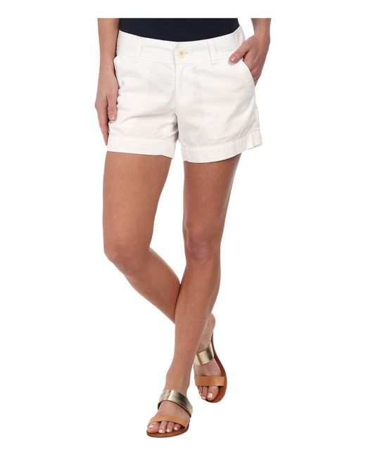 Lilly Pulitzer | White Callahan Short | Lyst