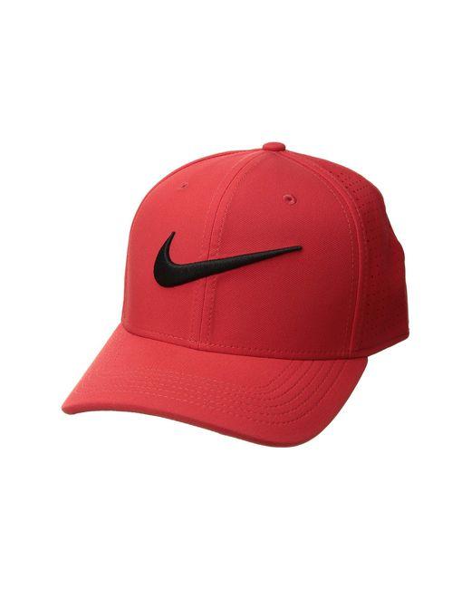 Nike - Train Vapor Swooshflex Hat (obsidian/obsidian/black/pure Platinum) Caps for Men - Lyst