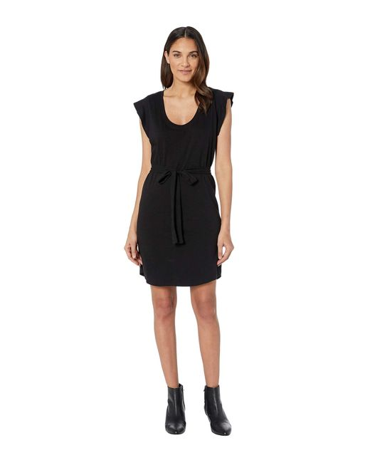 5949120a2f2 Sanctuary - Black Ruby Flutter Sleeve Scoop T-shirt Dress (washed Peace  Green) ...