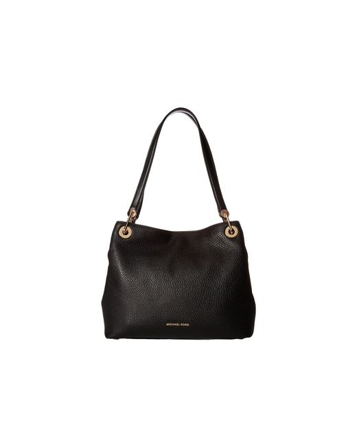 MICHAEL Michael Kors - Black Raven Large Shoulder Tote (mushroom) Tote Handbags - Lyst