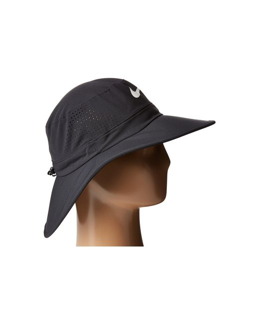 Lyst - Nike Sun Protect Cap 2.0 (black wolf Grey anthracite white ... 0fb6a5159cd