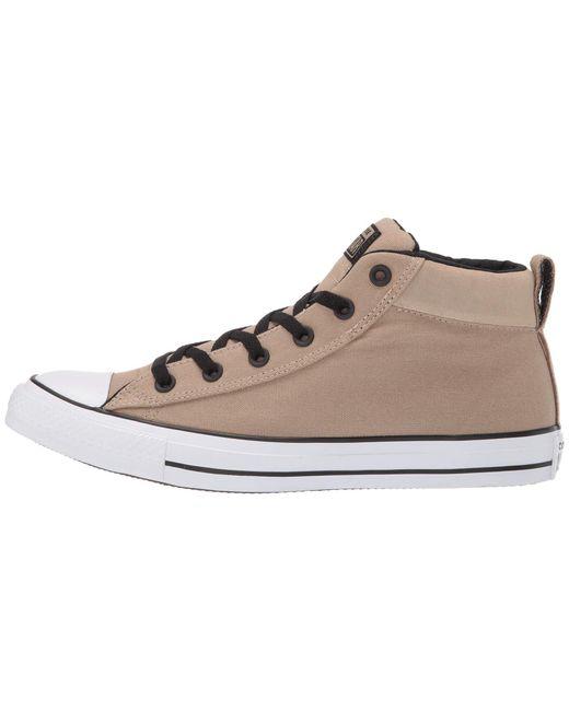 ... Converse - Multicolor Chuck Taylor(r) All Star(r) Street Uniform Mid ... 669ca6d96
