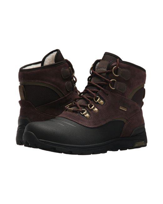 Dunham - Trukka High Waterproof (brown) Men's Shoes for Men - Lyst
