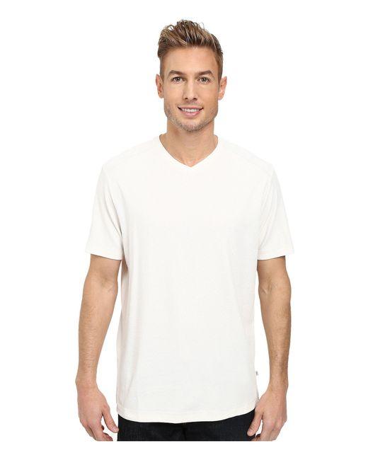 Tommy Bahama - White New Pebble Shore V-neck T-shirt for Men - Lyst