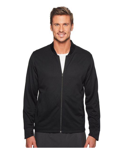 Nike - Dry Rivalry Basketball Jacket (black/white) Men's Coat for Men - Lyst