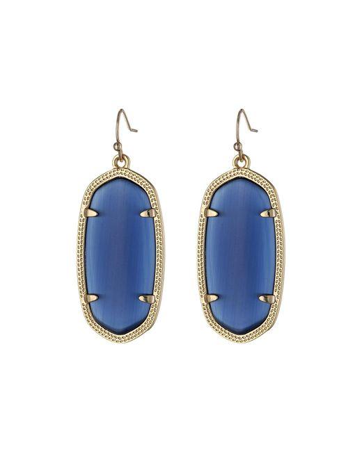 Kendra Scott | Metallic Elle Earring | Lyst