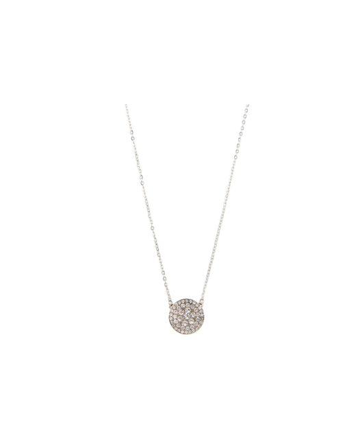 Fossil   Metallic Vintage Glitz Necklace   Lyst