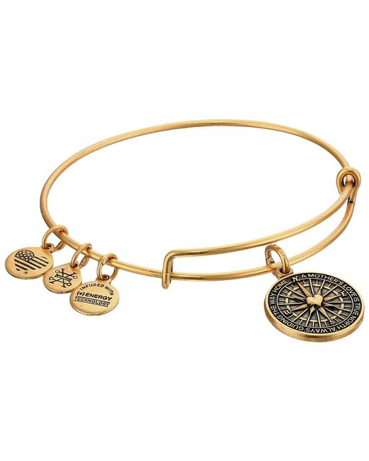 ALEX AND ANI - Metallic True Direction - Lyst