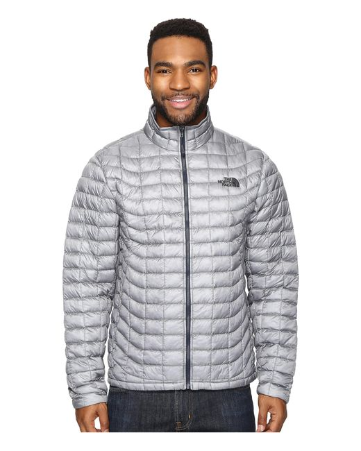 The North Face | Gray Thermoball™ Full Zip Jacket for Men | Lyst