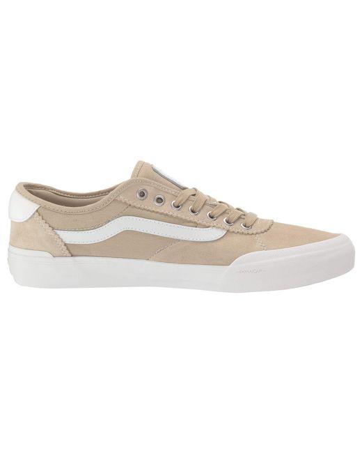 f2d2566c38b ... Vans - White Chima Pro 2 ((retro) Slate Green) Men s Skate Shoes ...