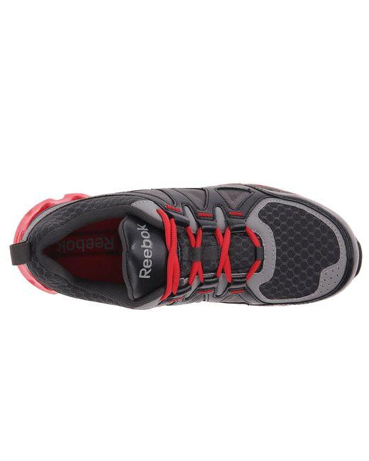 Lyst - Reebok Zigkick Work (black red) Men s Work Boots in Black for Men 94240e408