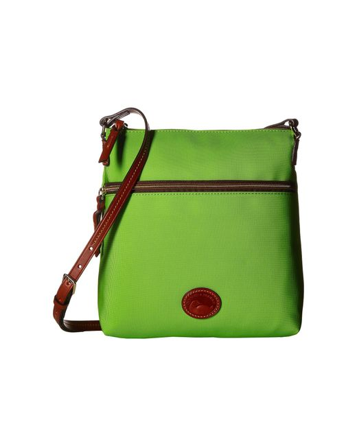 Dooney & Bourke | Green Nylon Crossbody | Lyst