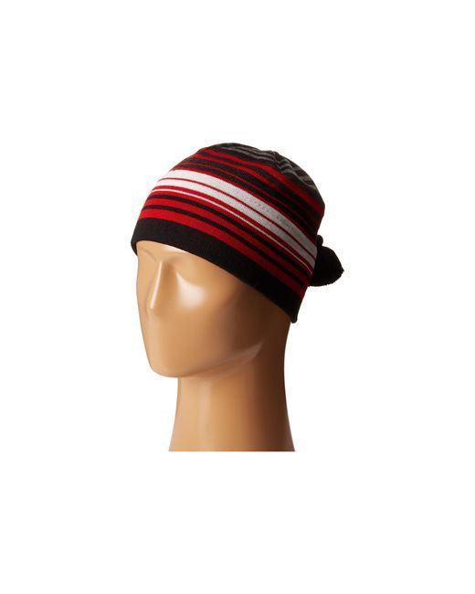 Smartwool | Red Straightline Hat | Lyst