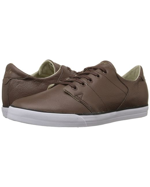 Globe   Brown Los Angered Low for Men   Lyst