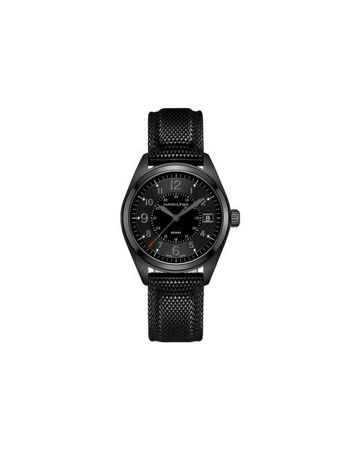 Hamilton - Khaki Field - H68401735 (black) Watches for Men - Lyst