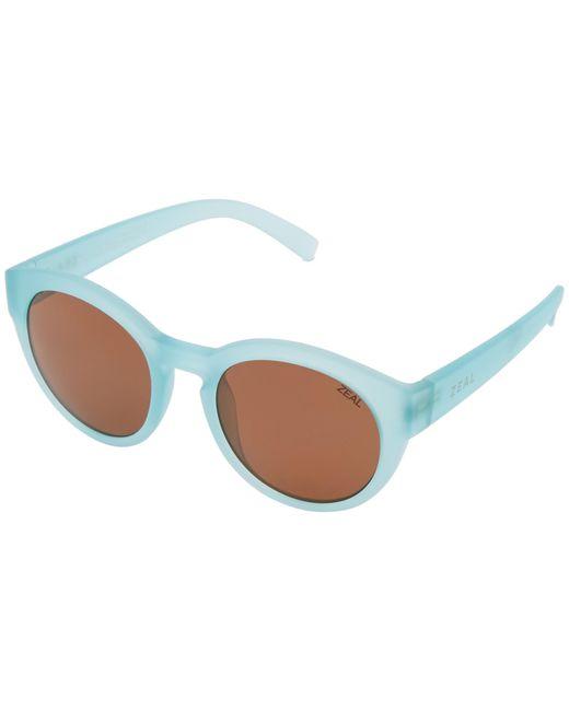 Zeal Optics | Blue Fleetwood | Lyst
