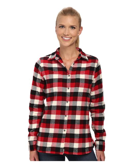 Woolrich | Red The Pemberton Shirt | Lyst