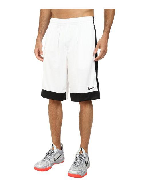 Nike | White Fastbreak Short for Men | Lyst