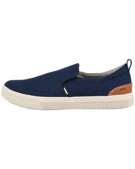 223d6b572b6 ... Lyst TOMS - Blue Men s Trvl Lite Canvas Slip-on Sneakers for Men ...