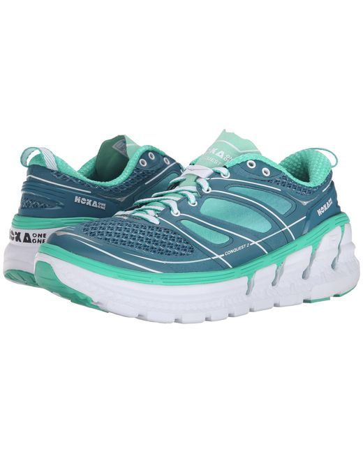 Hoka One One | Blue Conquest 2 | Lyst