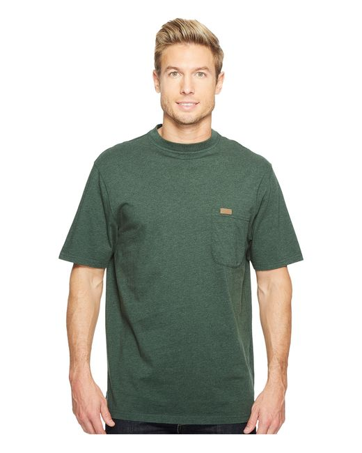 Pendleton   Green S/s Deschutes Pocket Shirt for Men   Lyst