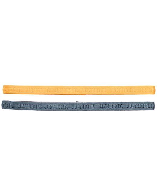 Nike   Yellow Jdi Headband   Lyst