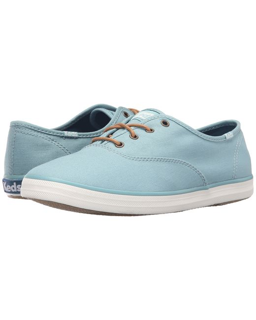 Keds | Blue Women's Champion Ombre Oxford Sneakers | Lyst