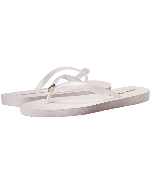 Tommy Bahama | White Whykiki Flat Solid | Lyst