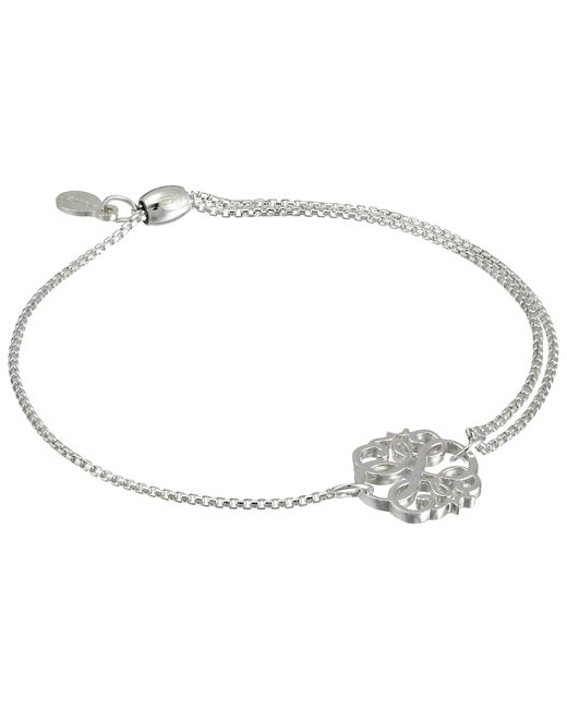ALEX AND ANI   Metallic Precious Ii Collection Path Of Life Adjustable Bracelet   Lyst